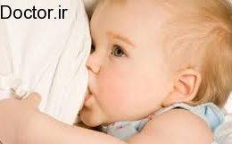 مصون ماندن از بیماری ها با شیر مادر