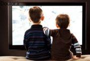 تلویزیون دیدن بچه ها و این عواقب