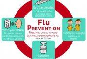 اینگونه از آنفلوآنزا دوری کنیم!