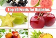 ضرورت مصرف میوه برای دیابتی ها