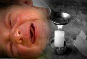 جنین و اعتیاد به مواد مخدر