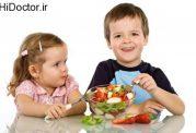 اهمیت رژیم غذایی سالم برای کودکان