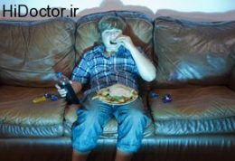 ارتباط بالا رفتن وزن بدن با برهم خوردن ساعت بدن