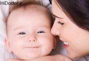 مطالب مهم در مورد بغل کردن نوزاد