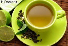 دوستی چای سبز با پوست