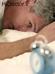 سالمندان و اختلالات خواب