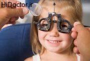 عارضه تنبلی چشم در اطفال
