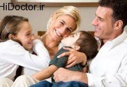 مهیا کردن فضای شاد برای فرزندان