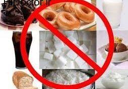رعایت اعتدال در مصرف شیرینی جات