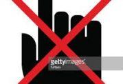 لمس کردن این قسمتهای بدن ممنوع!