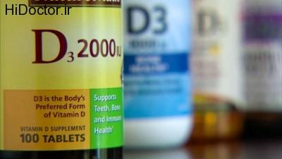 ویتامین دی سدی در برابر زوال عقل