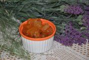 مربای کدو حلوایی و آناناس