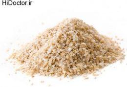 املاح و مواد معدنی سبوس برنج