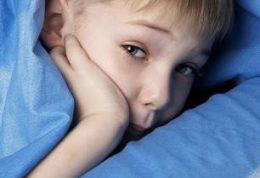 دل بهم خوردگی صبحگاهی در اطفال