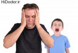 ژنتیک عامل اصلی استرس فرزندان