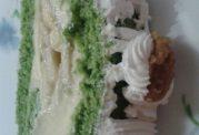 کیک خیس اسفناج