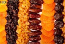 اهمیت تعادل در مصرف خرما و کشمش