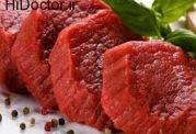 پیامدهای خوردن مکرر گوشت قرمز