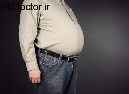 پیشگیری از چاقی شکمی با سرپا ماندن