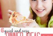 مواد غذایی نامناسب برای شام