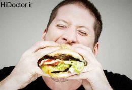 خوب جویدن غذا را فراموش نکنید