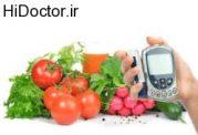تنظیم خورد و خوراک در جهت مقابله با دیابت