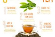 مصرف چای و اینهمه فایده