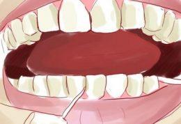 آموزش مرحله به مرحله کشیدن نخ دندان