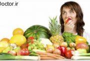 عوارض خوراکی های سالم