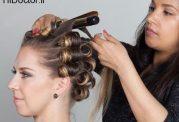 فر کردن مو با انواع وسایل مختلف
