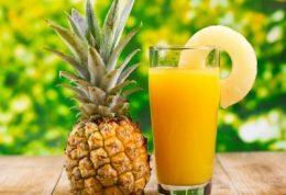 خواص شفا دهنده آناناس