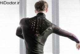 لباس هوشمند مخصوص تعریق