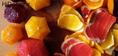 خاصیت های بی شمار نهفته در پوست میوه