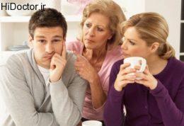 اصول رفتار با خانواده همسر و اطرافیان وی