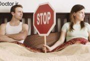 مشکلات زندگی ناشی از بی میلی و سردی جنسی زنان