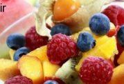 تجربه کاهش وزن با میوه