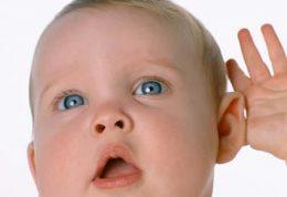 تشخیص مشکلات شنوایی در سنین پایین