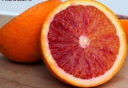 پرتقال خونی  و خاصیت های فراوان آن