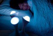 پیشگیری از آسیب های نور شبانه هنگام خواب کودک