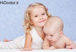 تفاوت شیر مادر با دیگر شیرهای دیگر برای نوزاد