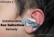 تشدید عفونت گوش با آب تنی