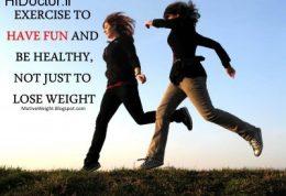 بالا بردن لذت ورزش با این کارها