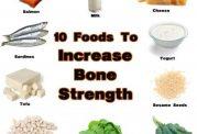 اصول و نحوه مراقبت از استخوان ها