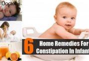 برطرف کردن مشکلات روده ای در نوزاد