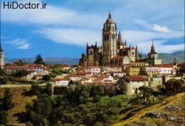 گزارش تصویری از کاخ ورسای اسپانیا