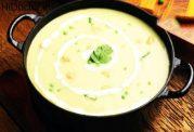 سوپ لذیذ و دلچسب با طعم کشک