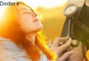 اهمیت نور خورشید بر میزان فشارخون