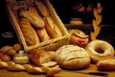 انواع نان ها و تفاوت هر کدام