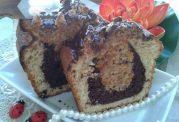 آموزش تصویری کیک سه طعم