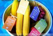 برچسب روی میوه چه چیزهایی به شما میگوید